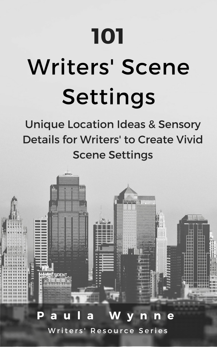 101 Writers' Scene Settings